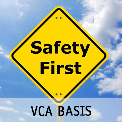 VCA Basisveiligheid  (B-VCA) Duits examen