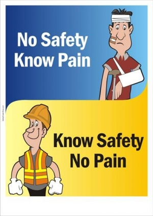 Fool of the week: know safety, no pain!