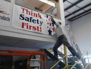 Fool of the week: safety first
