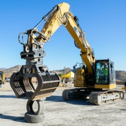 Caterpillar organiseert WK voor machinisten